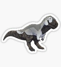 Cutiesaurus rex Sticker