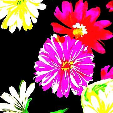 Lovely Pink Flower by norastpatrick