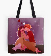 Fruits Basket - Kyo and Tohru Tote Bag