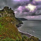 Castle Rock 3 by Jonathan Dower