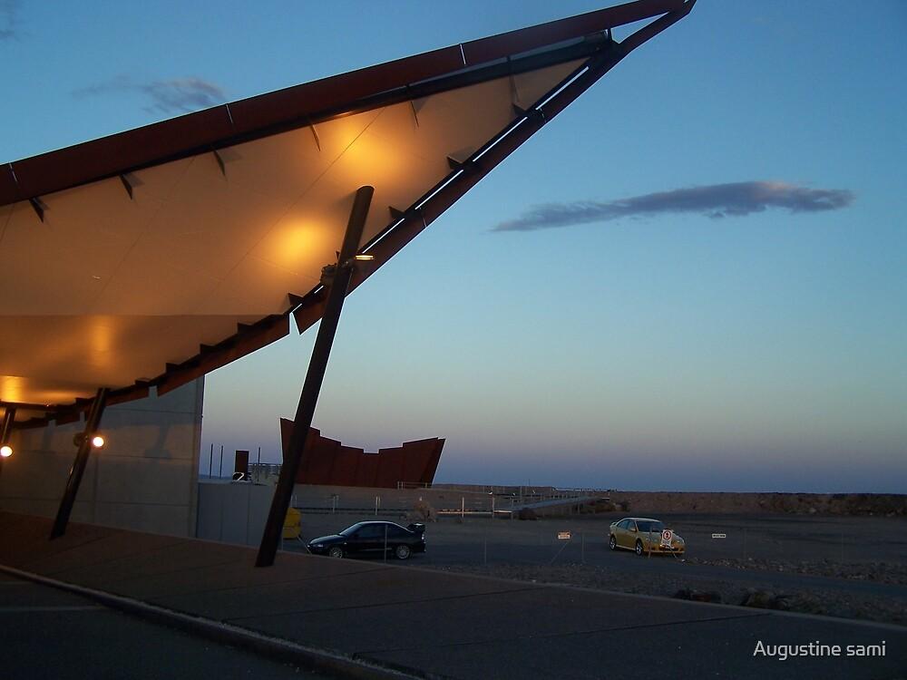 Broken Hill, NSW by Augustine sami