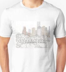 Houston Strong-Tales of Courage and Compassion T-Shirt