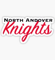 North Andover Knights Sticker