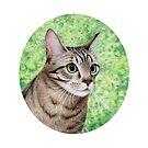 Tomcat by Mariya Olshevska