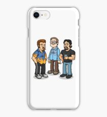 Trailer park boys frig off randy Bubbles Julian and Ricky  iPhone Case/Skin