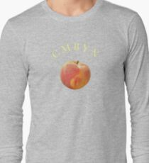 Call Me By Your Name - Peach (2) T-Shirt