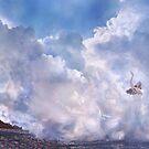Where Earth Meets The Sky by SarahAllegra