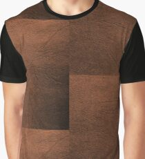 Pure Leather Graphic T-Shirt
