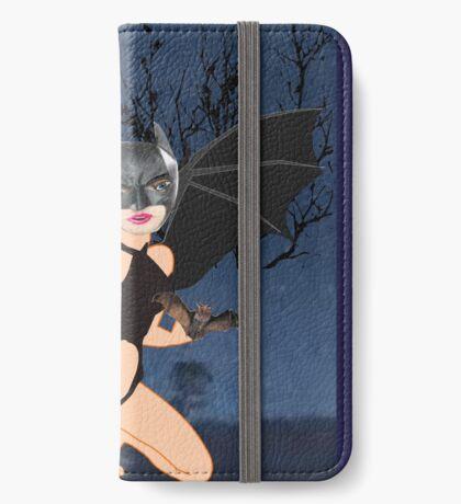Bats (5104 Views) iPhone Wallet
