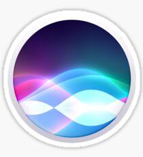 MacOS Siri Logo Sticker