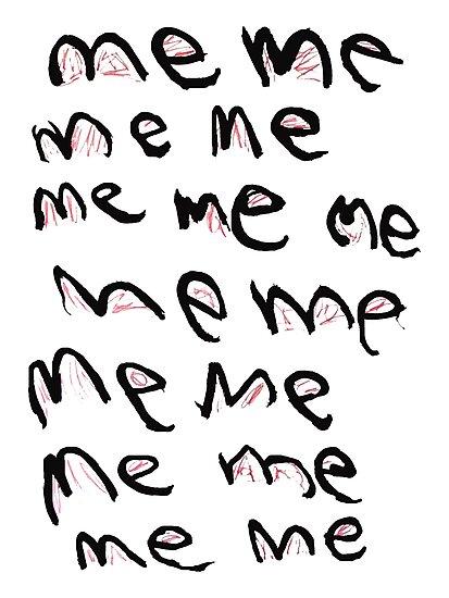 Me Me Me by John Douglas