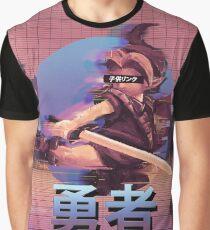 Y O U N G  リンク Graphic T-Shirt