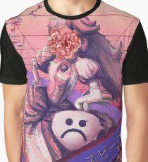 Camiseta gráfica PEACHAESTETICA