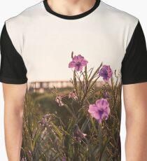 Sunrise on the Beach Graphic T-Shirt