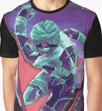 Camiseta gráfica CADENA S.EXE
