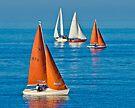 Sailing Regatta at Dun Laughaire by Yukondick