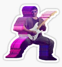 Mac Demarco guitar vaporware Sticker