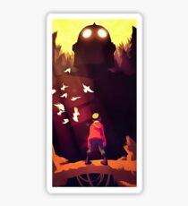 the iron giant2 Sticker