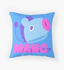 BT21 Mang Throw Pillow
