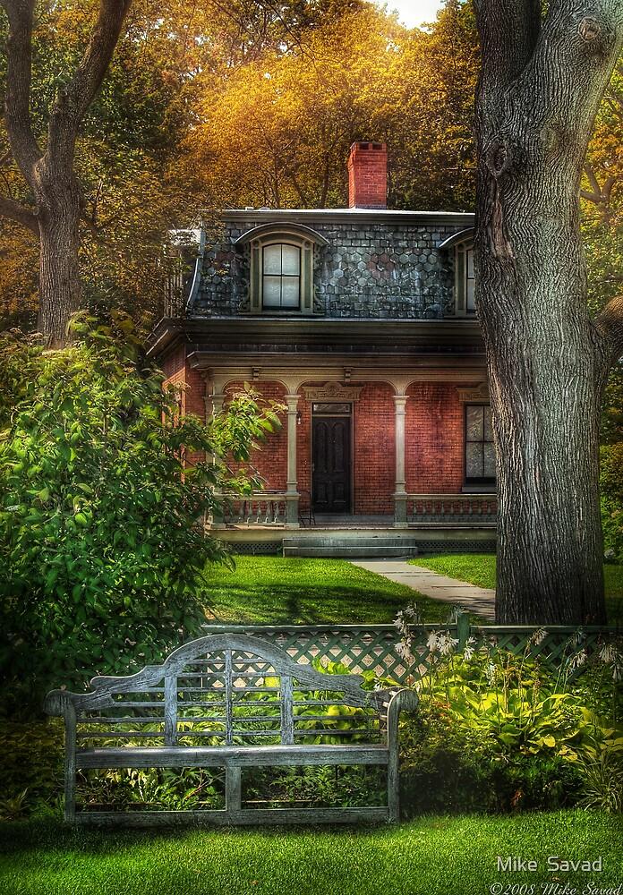 The Estates by Michael Savad