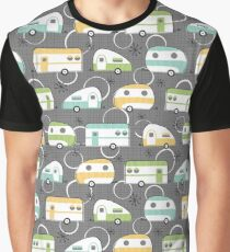 Happy Campers Graphic T-Shirt