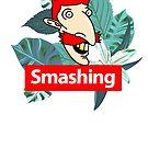 Smashing by Amy Grace