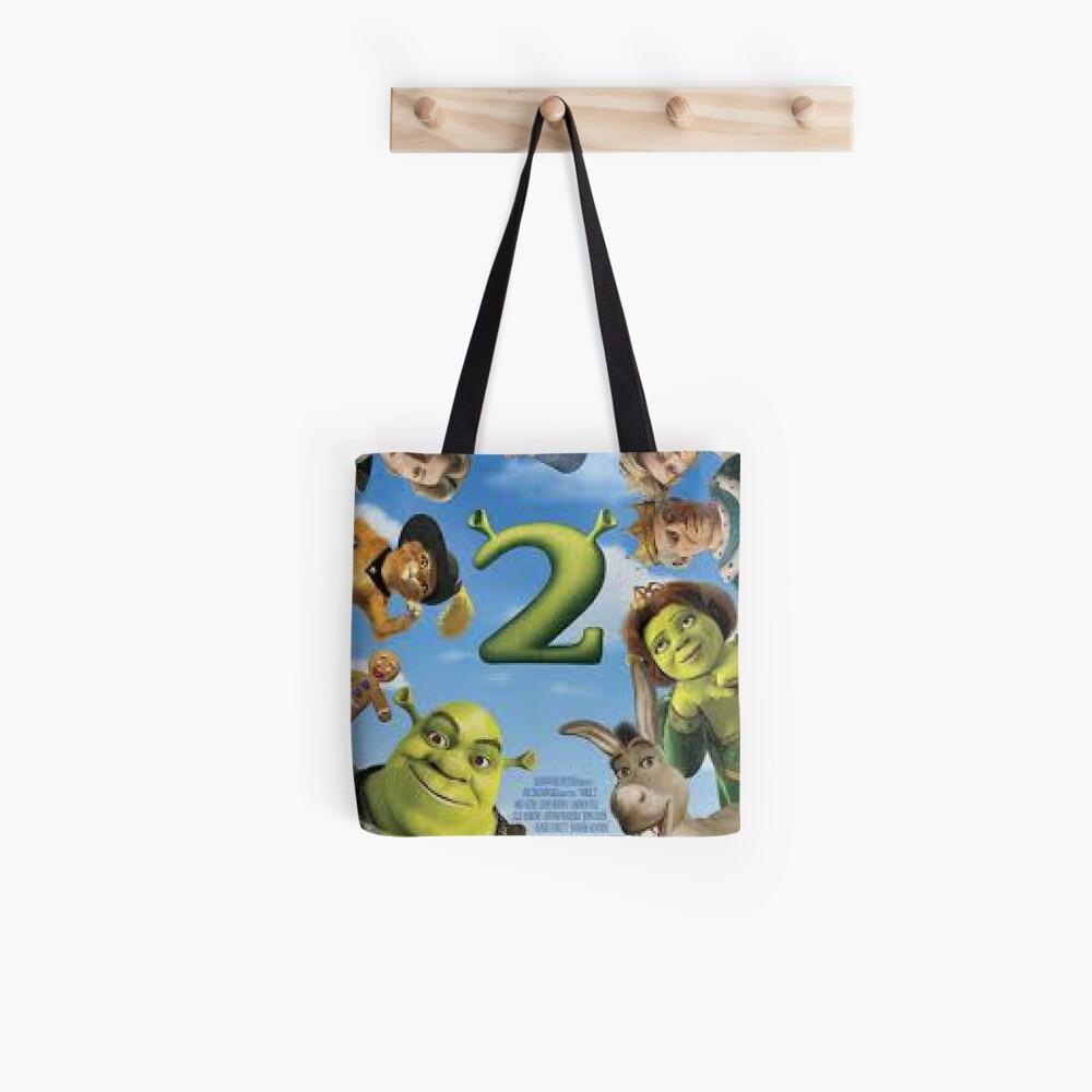 Shrek 2 Tote Bag