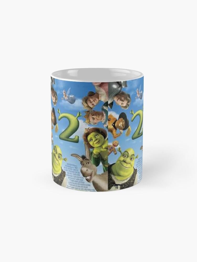 Alternative Ansicht von Shrek 2 Tasse (Standard)