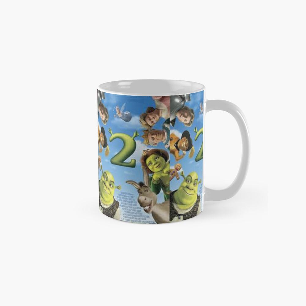 Shrek 2 Tasse (Standard)