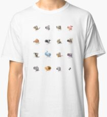 Marathon Animals Classic T-Shirt