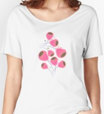 Liebe Tulips Women's Relaxed Fit T-Shirt