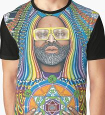 George Clinton Is A Funk Boss Graphic T-Shirt