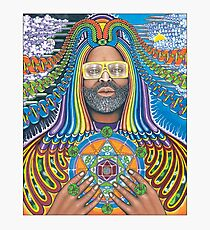 George Clinton Is A Funk Boss Photographic Print