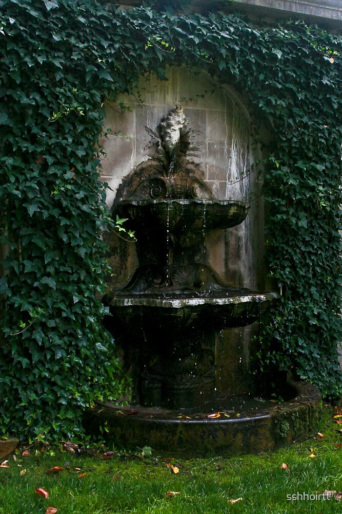 Fountain Trio by sshhoirtt
