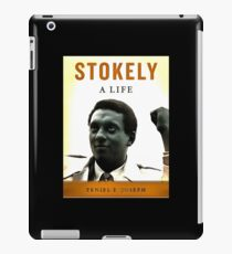 stokely carmichael iPad Case/Skin