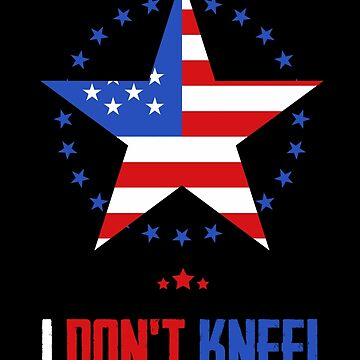 Tomi Lahren I Don't Kneel - iStand by Najlaevanunen