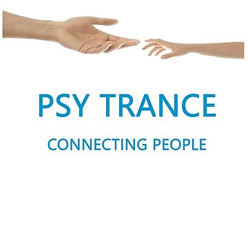 Psytrance Connecting people by vellond