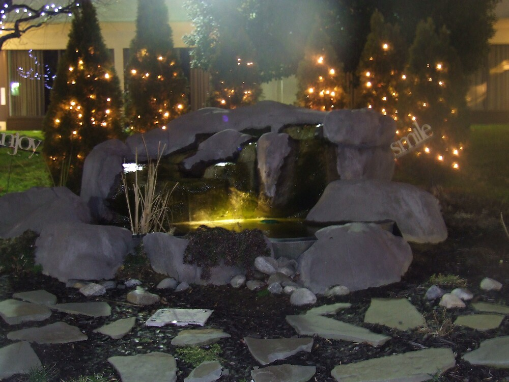 Fountain by wldman68