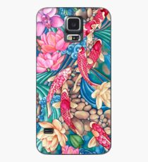 Koi Pond Case/Skin for Samsung Galaxy