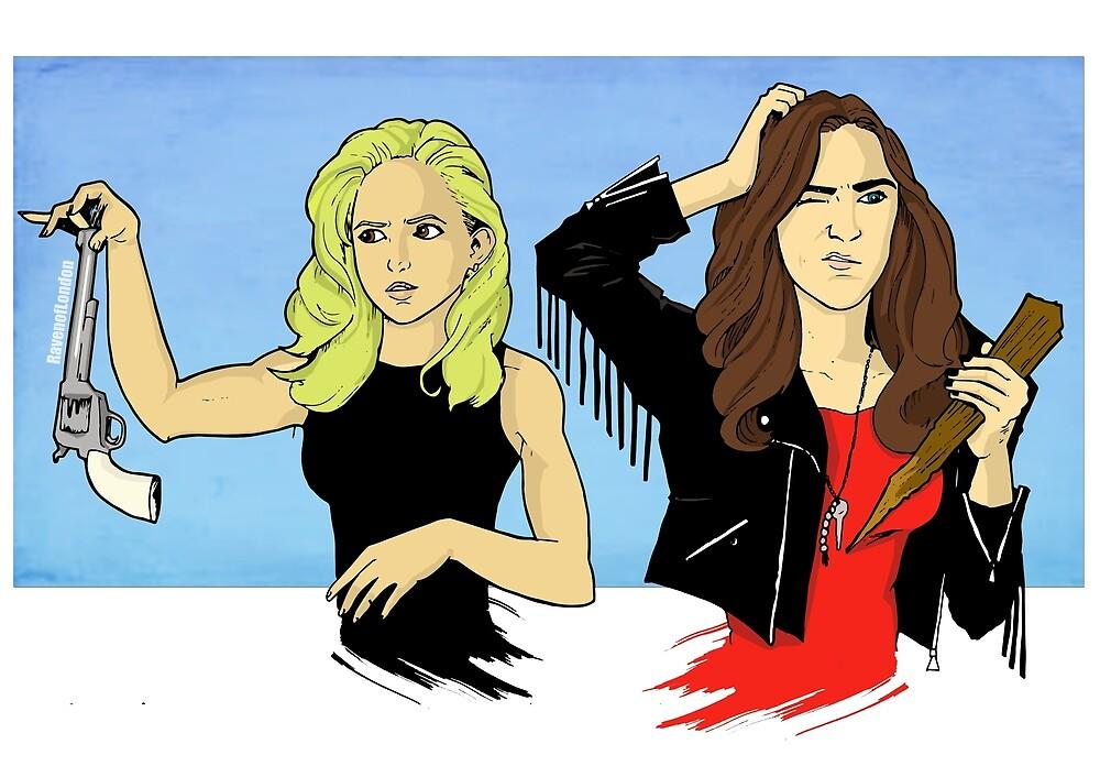 BuffyEARPER  by RavenofLondon