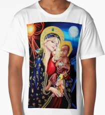 Madonna and Child Long T-Shirt