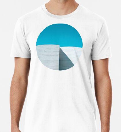 Weißes Gebäude Premium T-Shirt