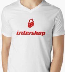 INTERSHOP / DDR Men's V-Neck T-Shirt