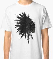 Warbonnet Skull Classic T-Shirt