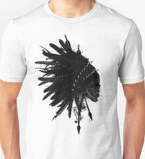 Warbonnet Skull Unisex T-Shirt