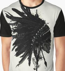 Warbonnet Skull Graphic T-Shirt
