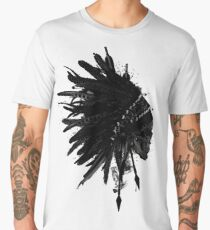 Warbonnet Skull Men's Premium T-Shirt