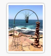 Sculptures by the Sea Sticker