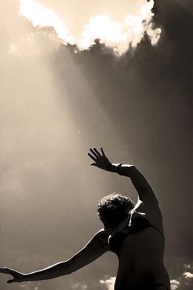 Sun Bather by dreamlenz