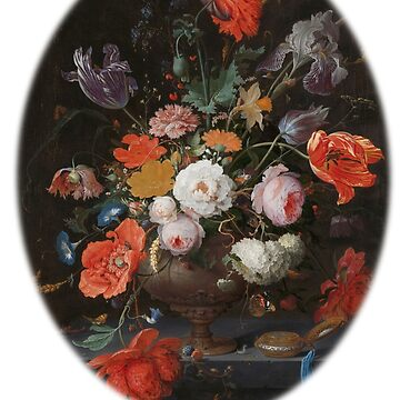 Flowers painting by MartinusH